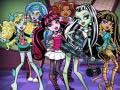 Monster High School žaidimai