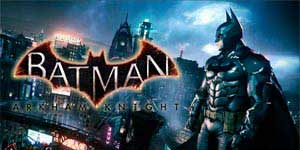 Batman Arkham riteris