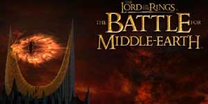 Lord of the Rings: Middle-earth mūšis