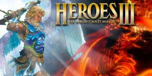 Herojai Might and Magic 3