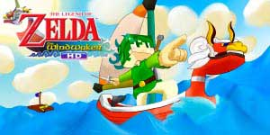 The Legend of Zelda: Vėjas Waker HD